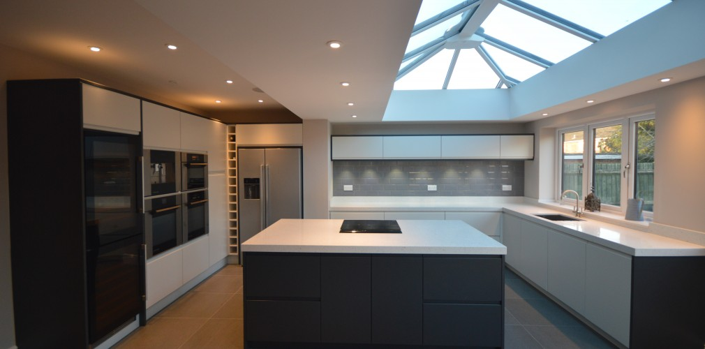 Home bespoke designer kitchens in oxfordshire by unitech oxon Bespoke contemporary kitchen design