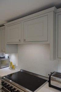 Burbidge Tetbury Painted Soft Grey Traditional In-Frame Kitchen