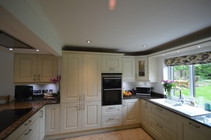 Marpatt Stamford Painted Traditional Kitchen