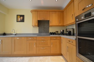 Second Nature Broadoak Natural Traditional Kitchen