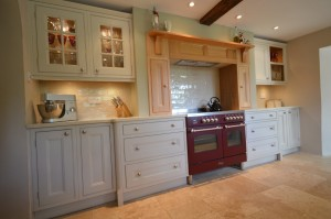 Burbidge Tetbury Painted Putty Traditional In-Frame Kitchen