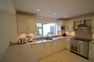 Second Nature Broadoak Alabaster Traditional Kitchen